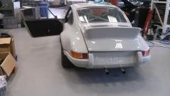 Porsche 911 ST back 2