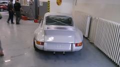 Porsche 911 ST back