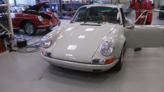 Porsche 911 ST front 1