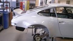 Porsche 911 ST quarter