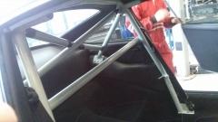 Porsche 911 ST rollcage