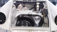 Porsche 911 ST trunk