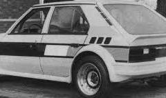 Talbot Horizon Turbo