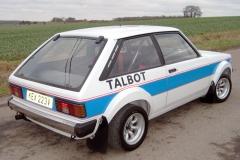 Talbot Sunbeam Lotus Rally