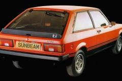 Chrysler Sunbeam 1600 ti